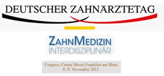 Deutscher Zahnärztetag 2012, Deutscher Zahnärztetag, interdisziplinär Zahnmedizin