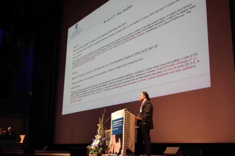 Dr. Mustafa Ayna Aachen DGPro Vortrag als Referent