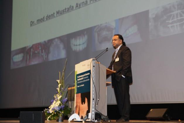 Dr Mustafa Ayna MSc MSc Referent DGPro Aachen