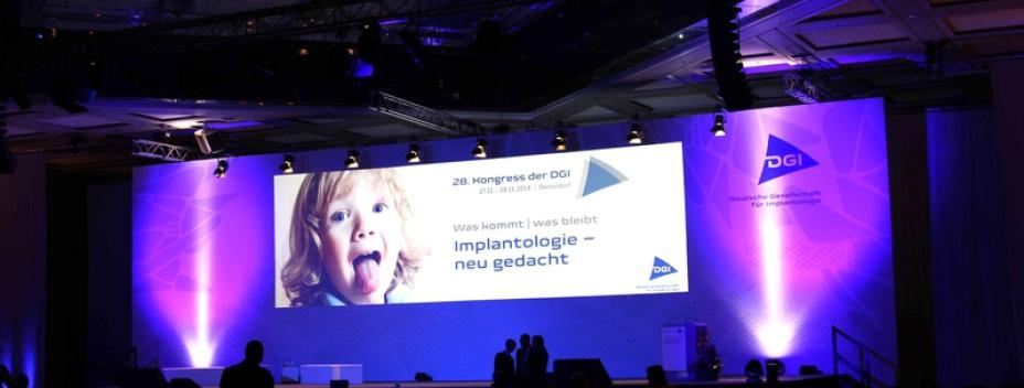 Deutsche Gesellschaft für Implantologie Jahrestagung Düsseldorf
