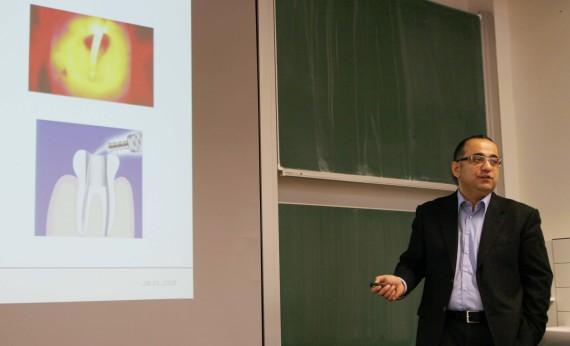 Laserzahnmedizin Dr. Ayna Dozent Ruhr Universität Bochum