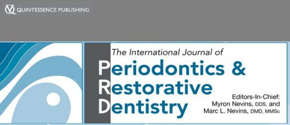 International Journal of Periodontics and Restorative Dentistry Dr. Ayna Zahnimplantate