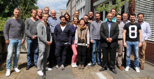 Donau Uni Krems Implantologie Referent Dr Ayna Duisburg